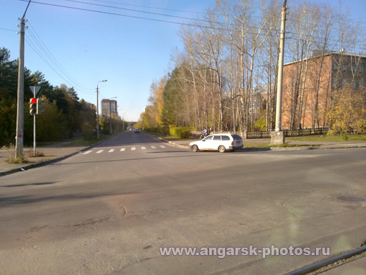 Улицы Коминтерна и Блудова