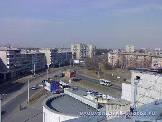 Улица Алёшина