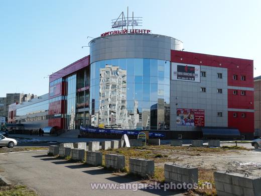 Торговый комплекс Мега