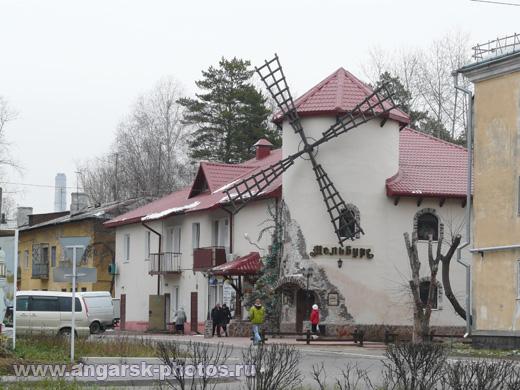 Ресторан Мельбург