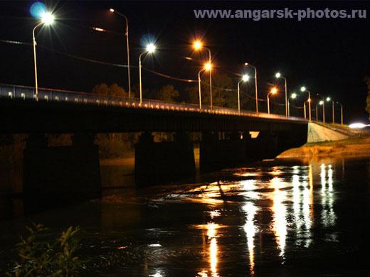 Мост через реку Китой