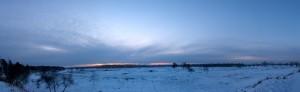 Вид на реку Китой