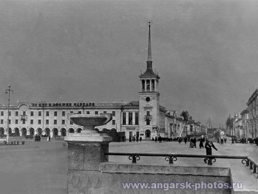 Ангарск 1959 года
