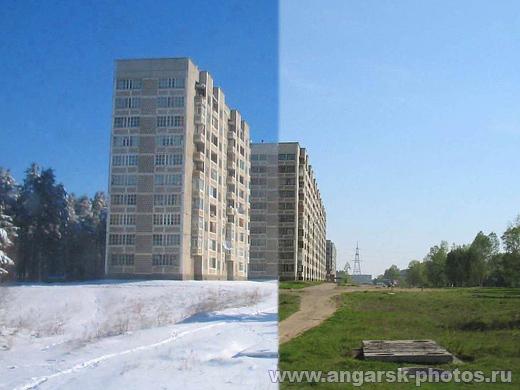 Ангарские высотки 219 квартал