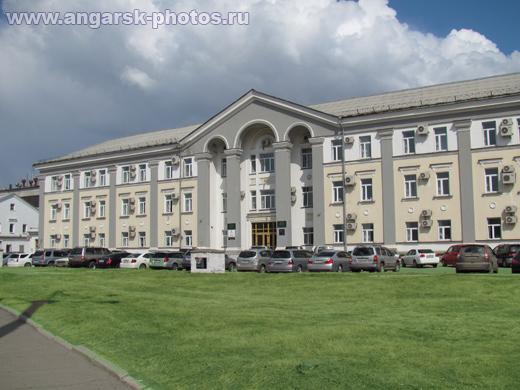 Управление логистического обеспечения в Ангарске