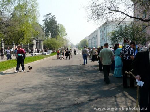 ул Глинки 29 мая 2010г в Ангарске