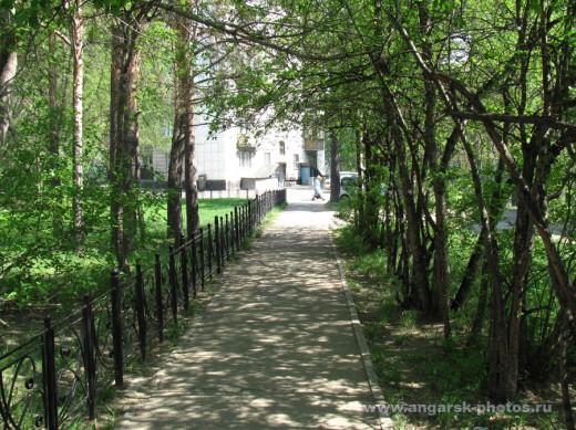 85 квартал Ангарск