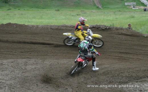гонки на мотоциклах Ангарск