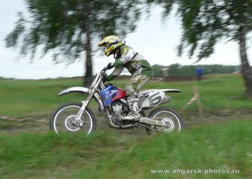 Мотокросс в Ангарске