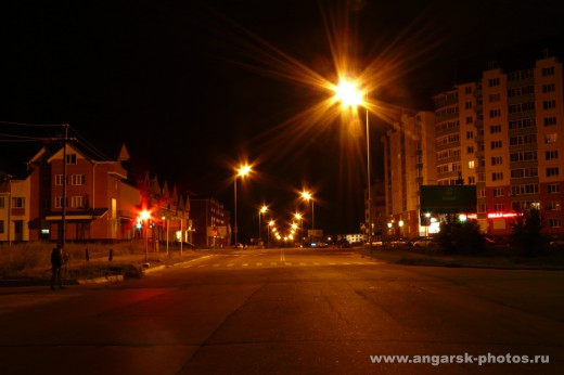 улица Алешина