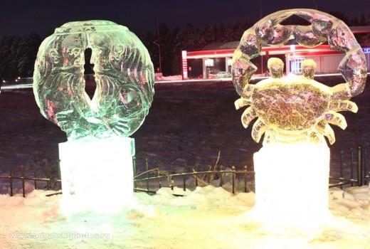 Новогодний Ангарск