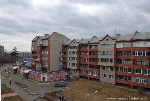 12a микрорайон Ангарск