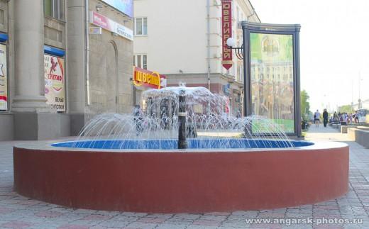 фонтан у пальмиры