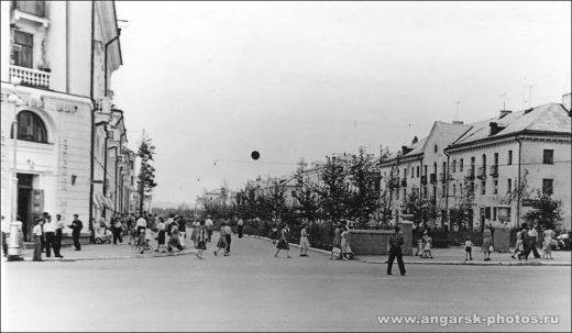 ангарск 1960 г